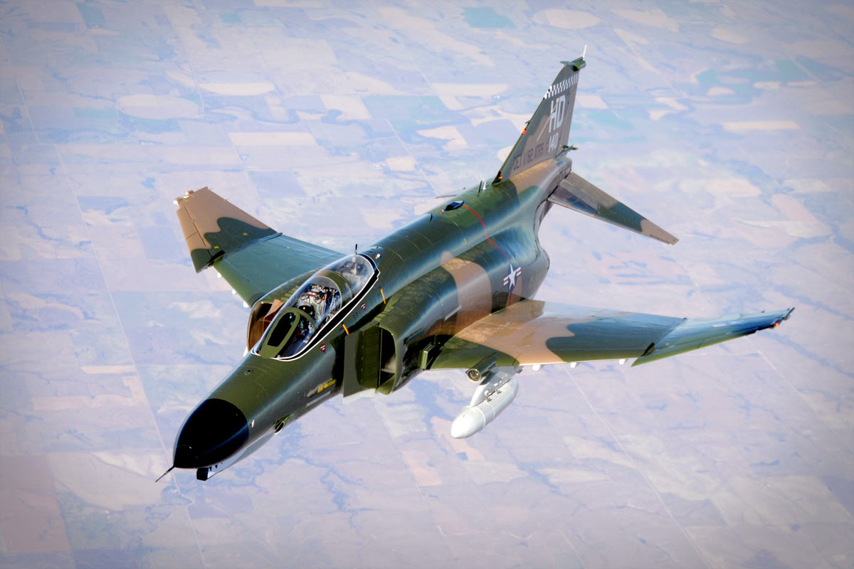 13 Facts About The F 4 Phantom Ii Boldmethod