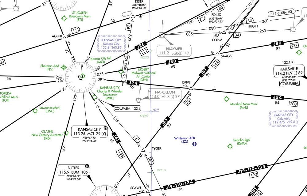 Kansas City Air Route Traffic Control ...