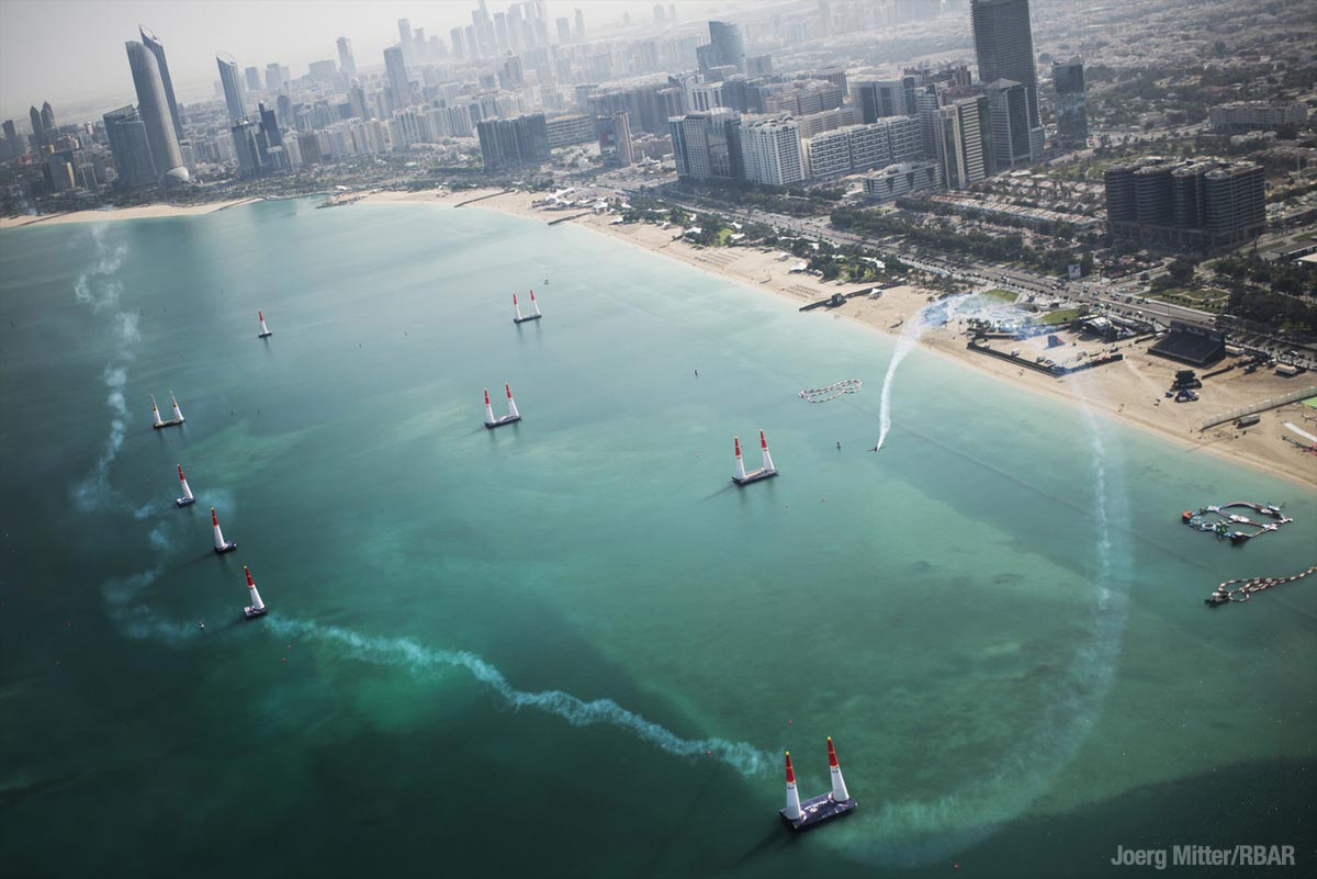 Red Bull Air Race - Abu Dhabi