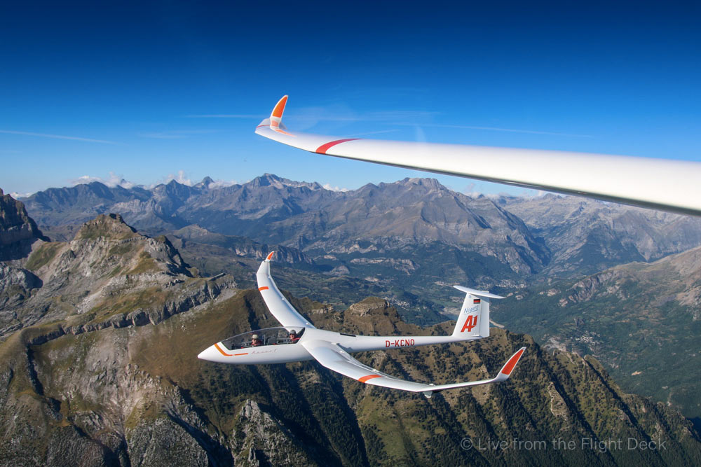 Article - How Gliders Fly, And How They're Different Than ...
