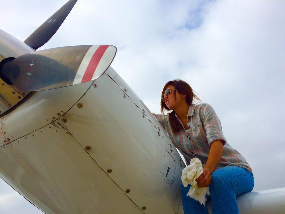 Aviation Careers: Haley Howard, Banner Tow Pilot | Boldmethod