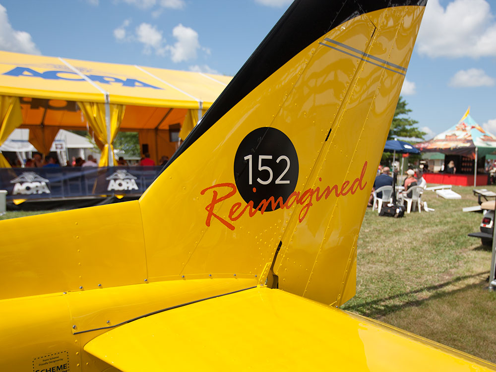 AOPA's Reimagined 150 & 152: Practically New And Less Than