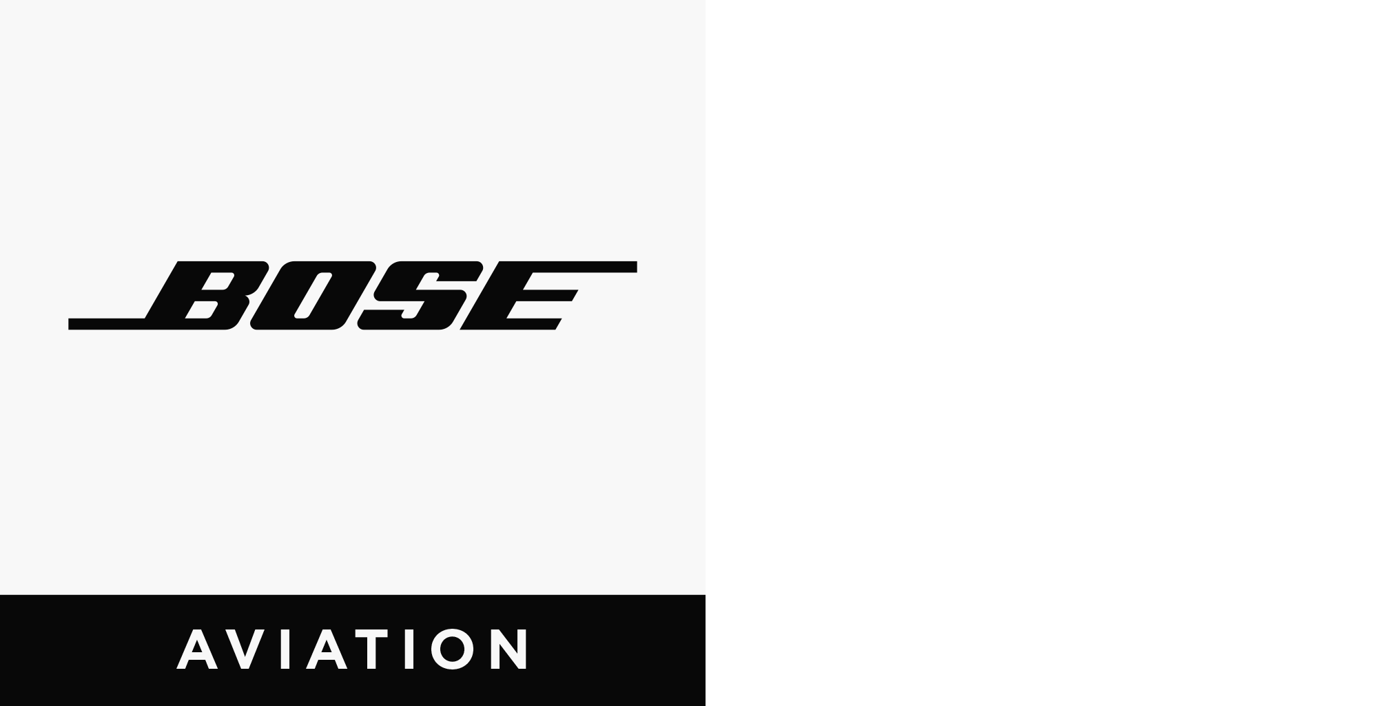 Bose Aviation Headsets