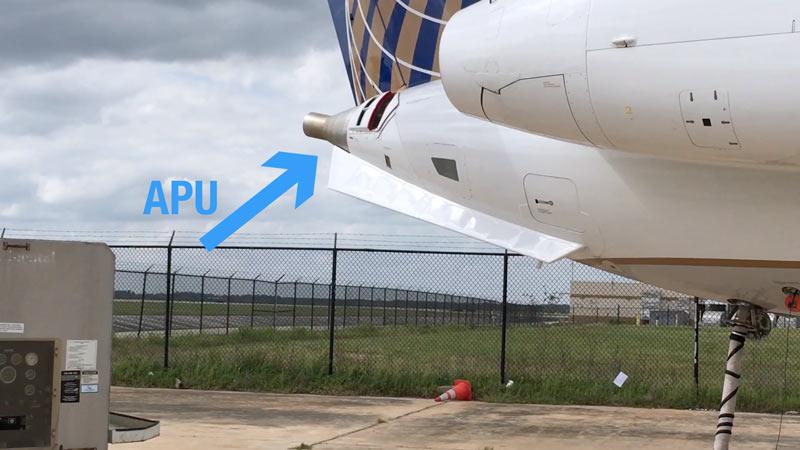 How A Jet Engine Starts | Boldmethod