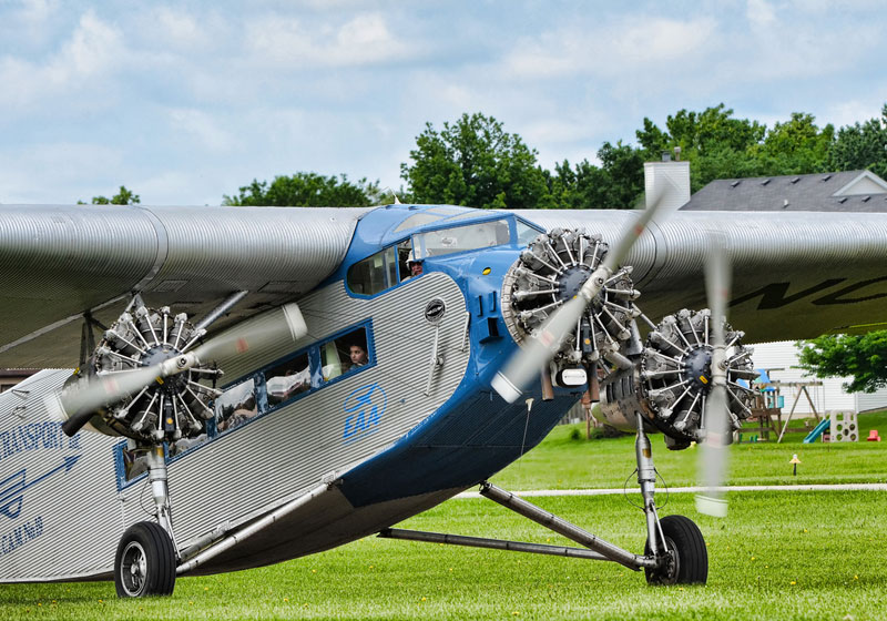 10 Things You Never Knew About The Ford Trimotor | Boldmethod