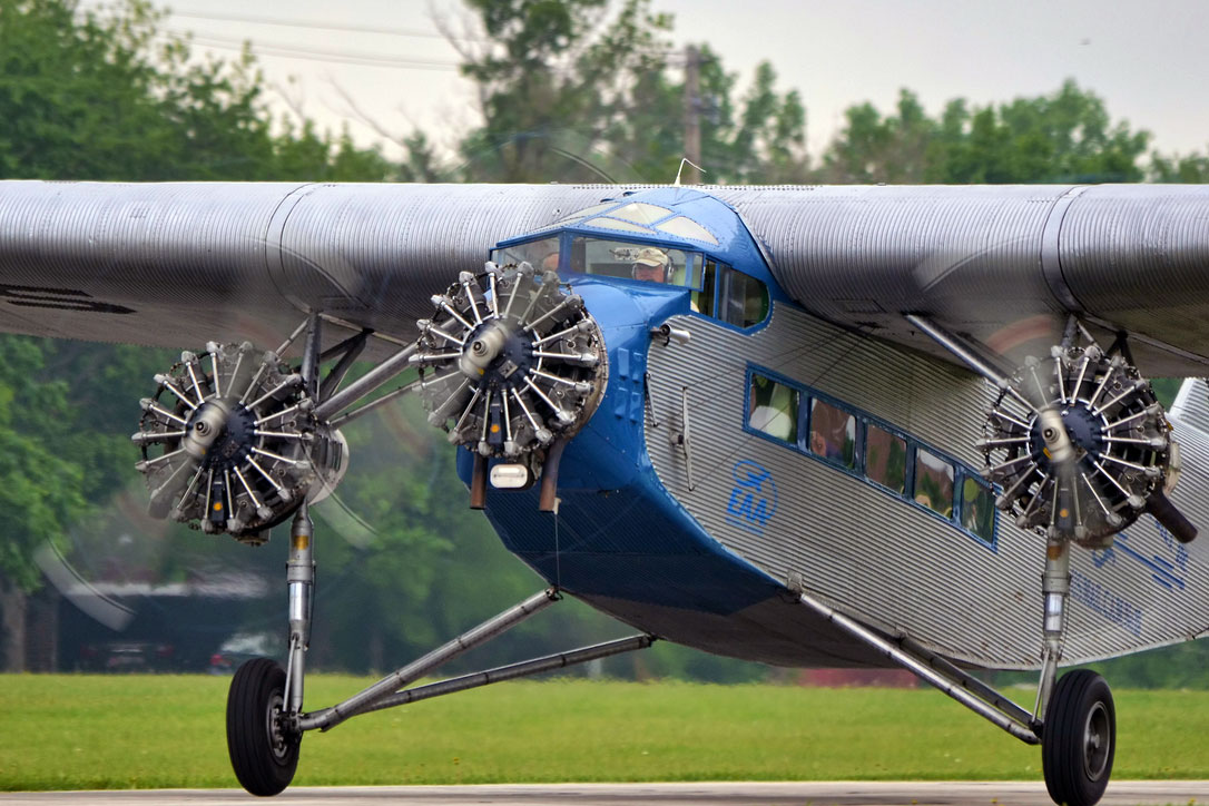 10 Things You Never Knew About The Ford Trimotor Boldmethod