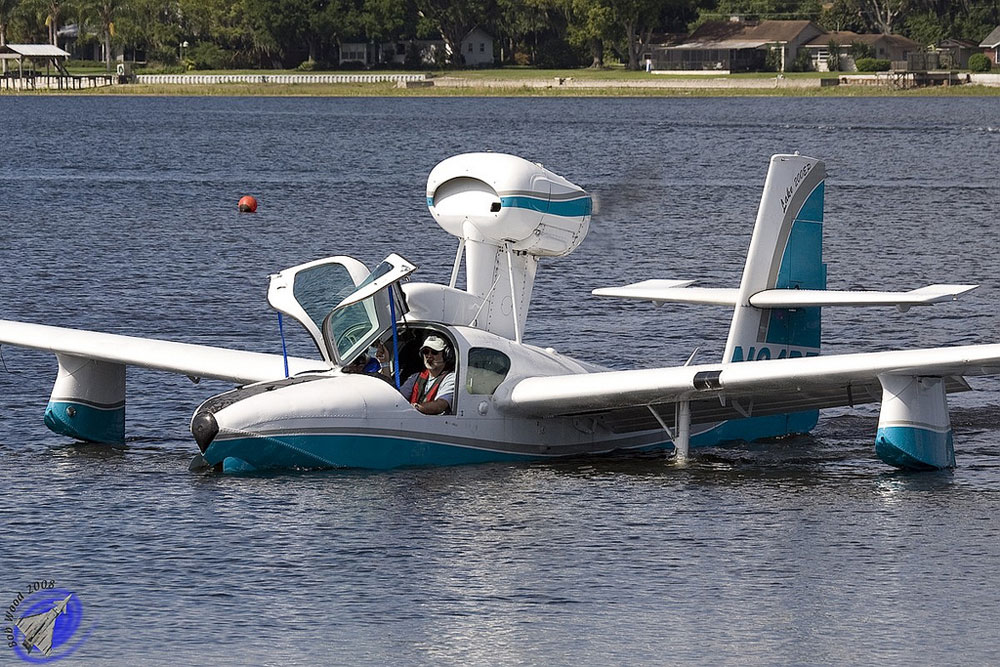 Take Your Plane To The Lake With These 8 Amphibs Boldmethod
