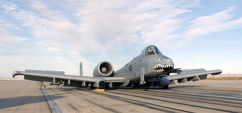 13 Little Known Facts About The A-10 Thunderbolt II ...