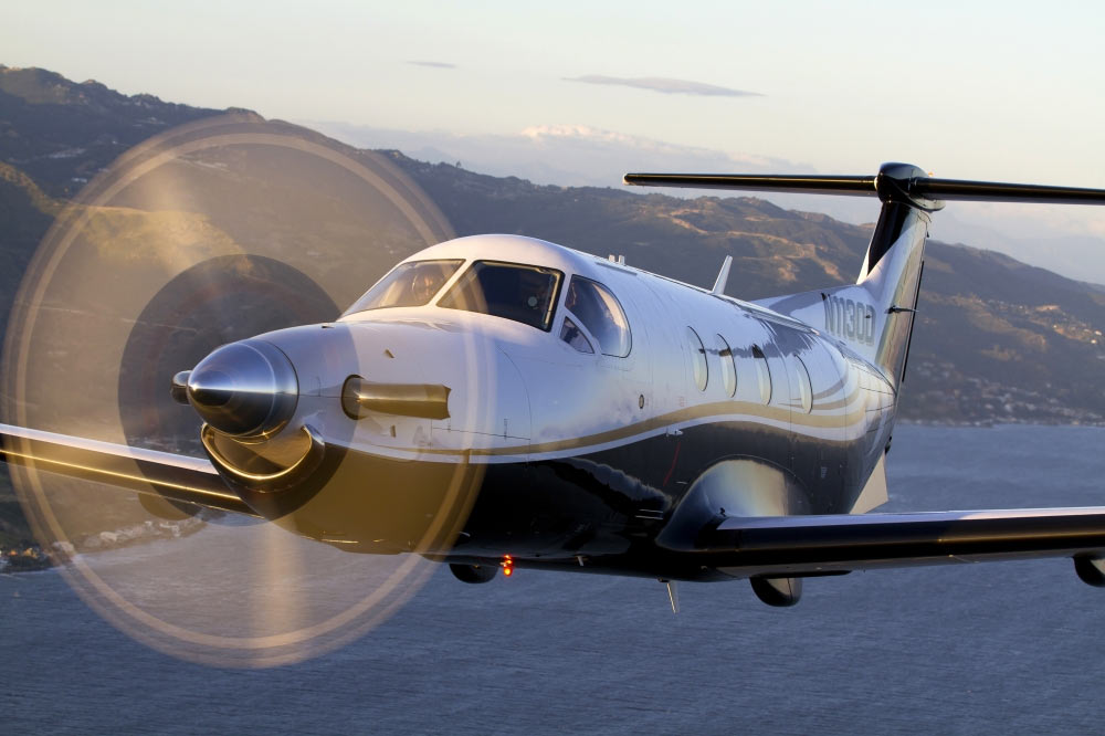 10 Reasons Why The Pilatus Pc 12 Is One Of The Best