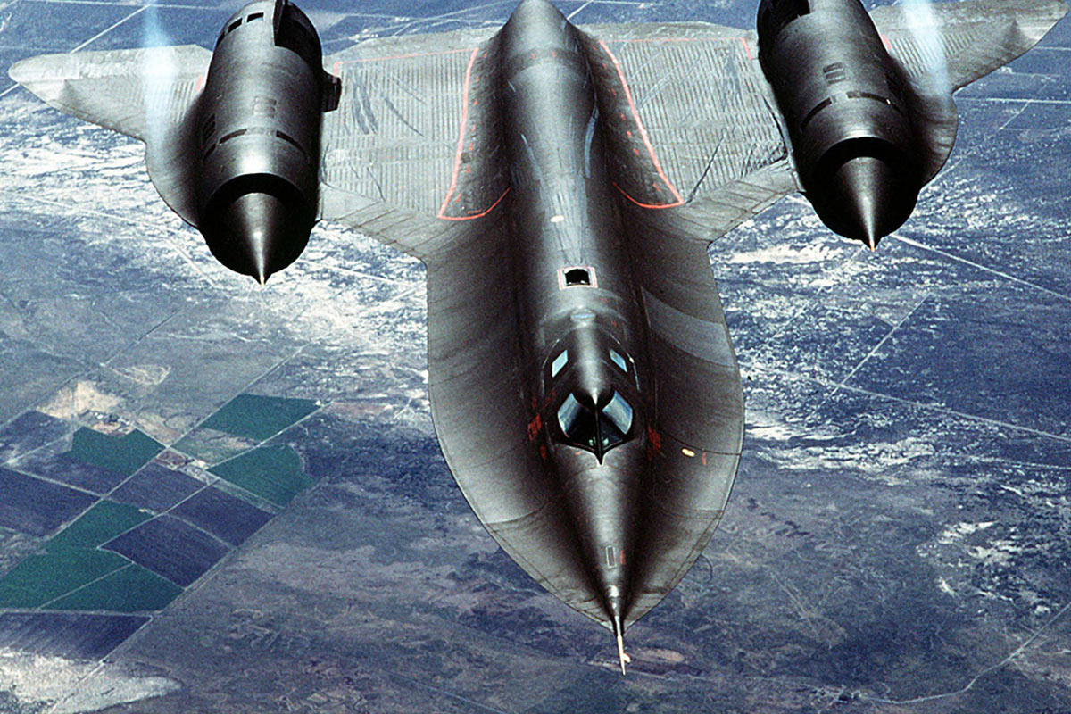 Sr 71 Blackbird Nachfolger