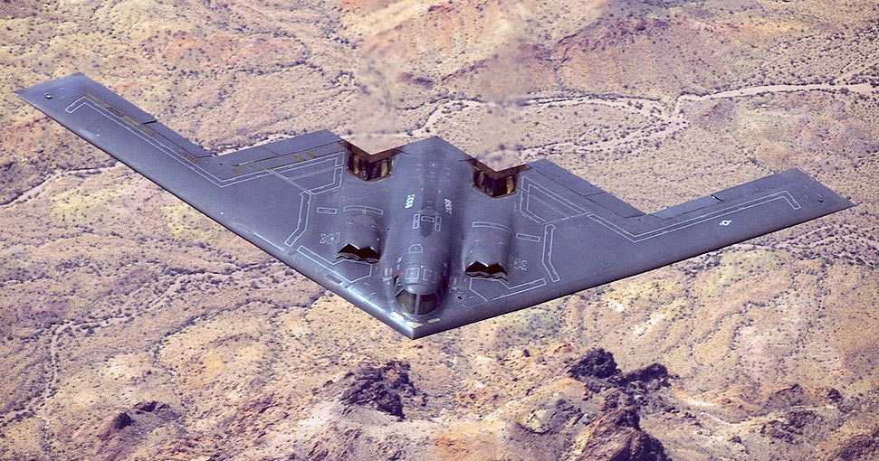 21 facts about the b 2 stealth bomber boldmethod