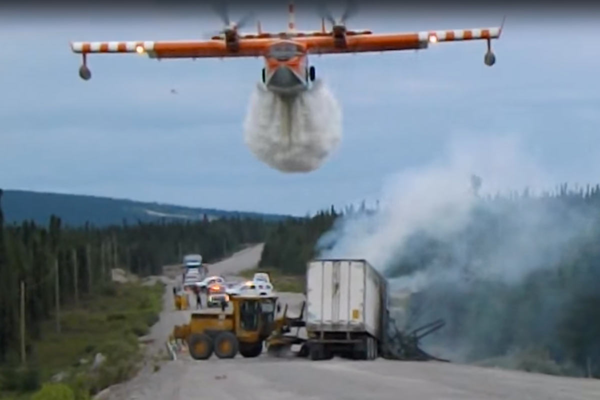 These 19 Firefighting Aircraft Are Taking Care Of Business