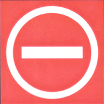 2 - Do Not Enter