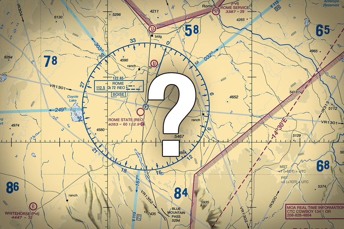 Quiz: Do You Know These 6 Rare VFR Chart Symbols?