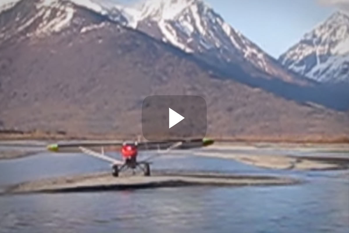 It S Not A Seaplane But That Didn T Stop This Alaskan