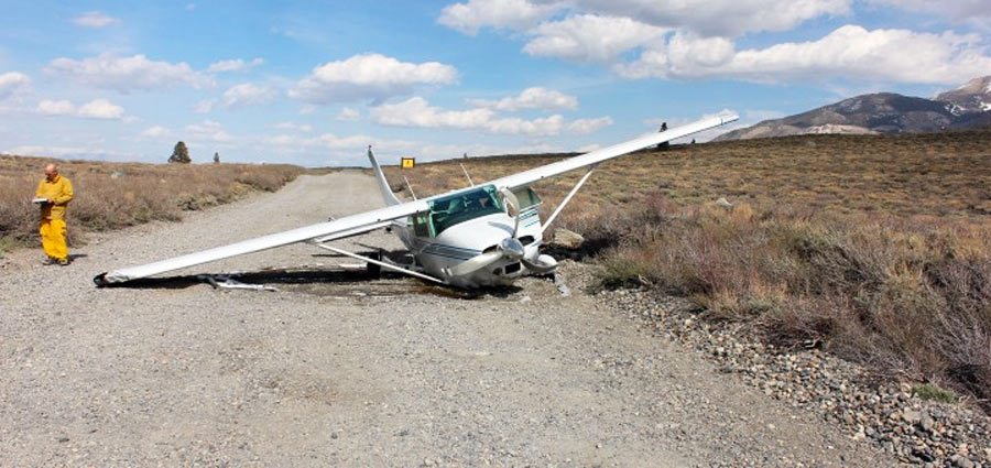 Your Engine Just Quit, Should You Land On A Road Or A Field