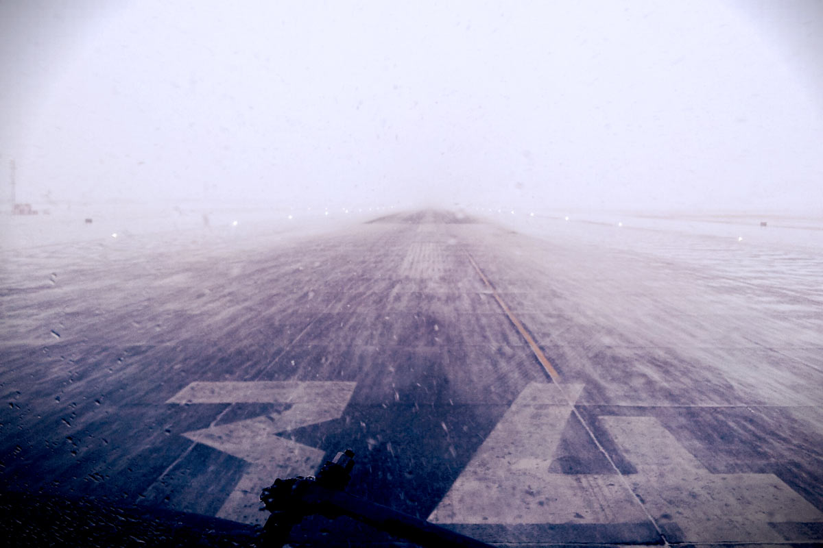 Aircraft Slides Off A Slick Runway: How To Avoid The Same Problem On Your Next Flight