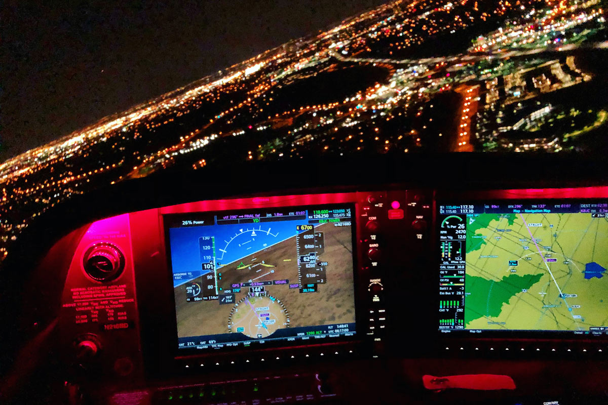 5 Ways Your Night Landing Can Go Bad