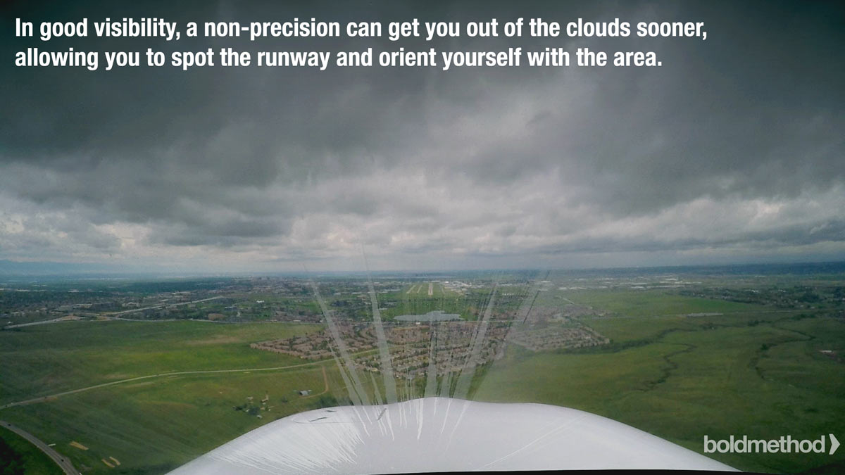 non-precision