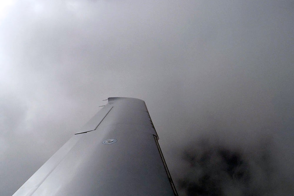 Ice-Covered Pitot Tube Results In Low-Altitude Alert From ATC During Approach