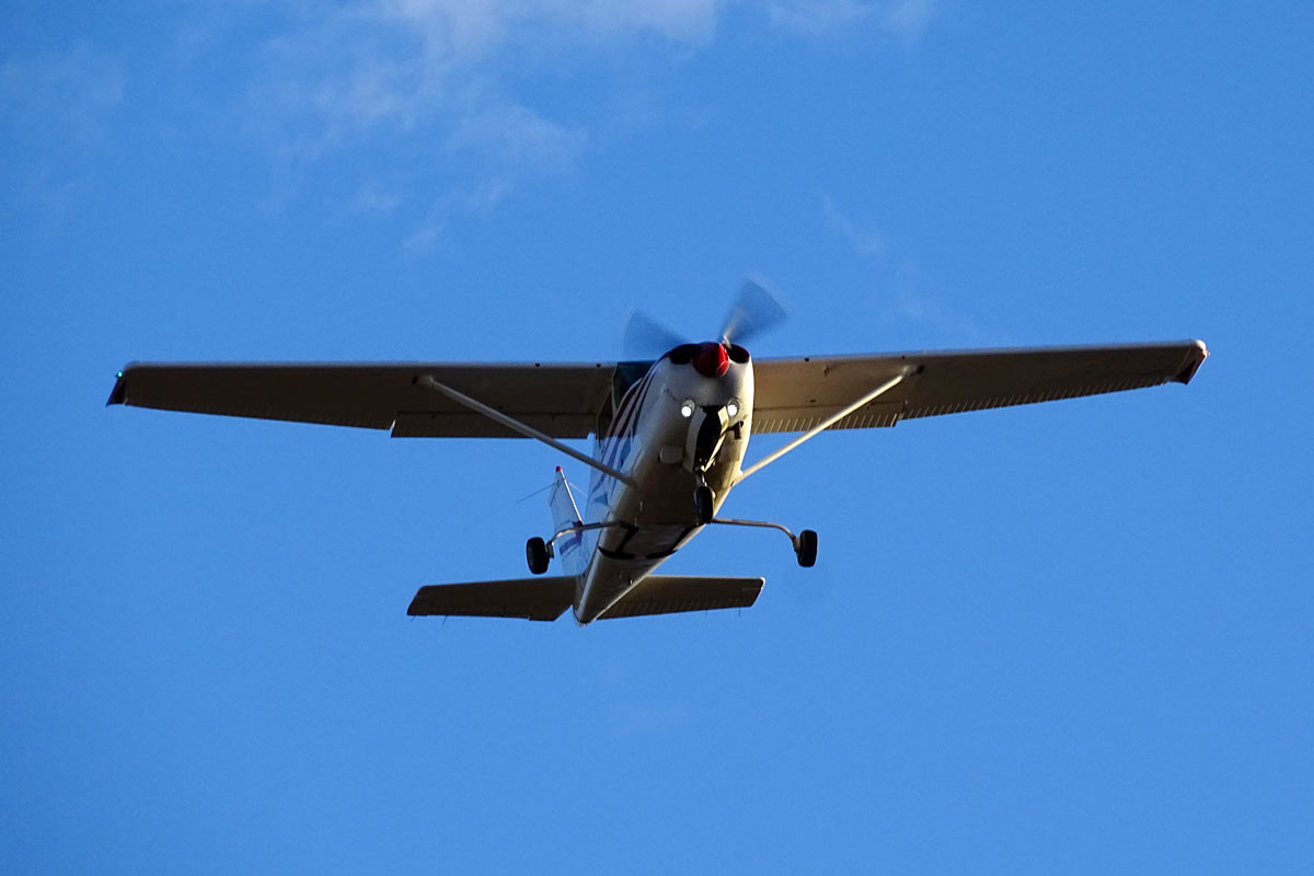 How A Cessna 182 Crashed From A Bad Combination Of Carb Heat And